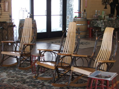 Tasting Room Chairs
