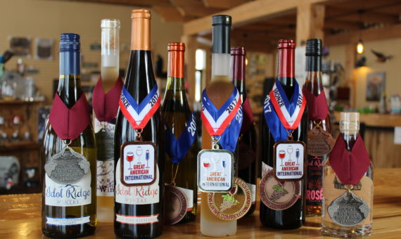 Award Winning Wines & Spirits