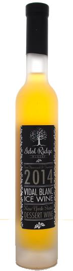 Vidal Blanc Iced Wine