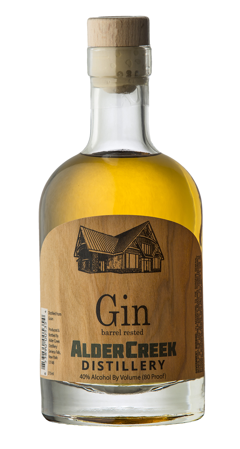 Alder Creek Barrel Rested Gin