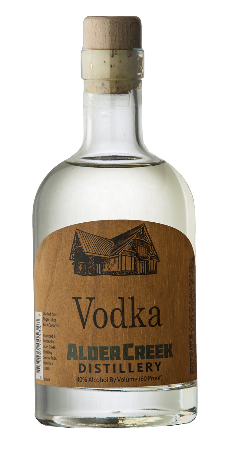 Alder Creek Vodka
