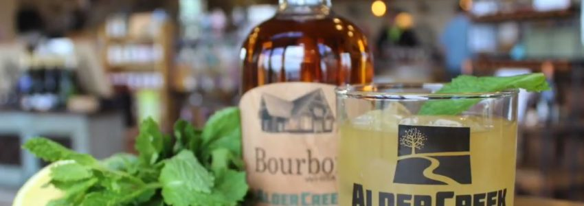 Alder Creek Bourbon Crush