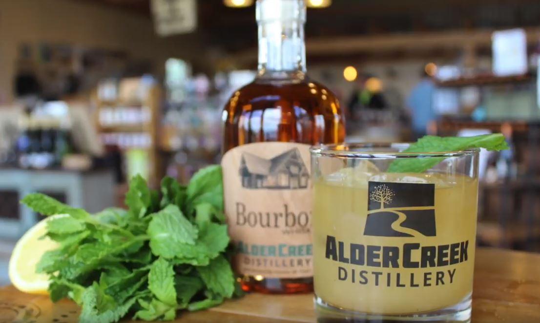 Alder Creek Bourbon Crush
