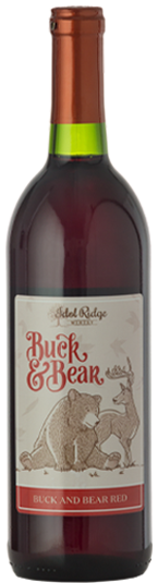 Buck & Bear Red