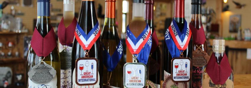 Award Winning Wines & Spirits