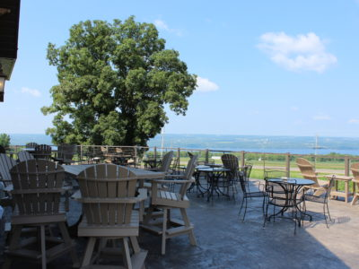 Sit & Enjoy the View on our Deck!