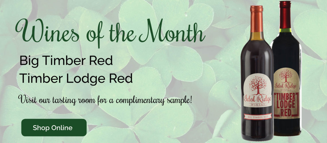 March Wines of the Month