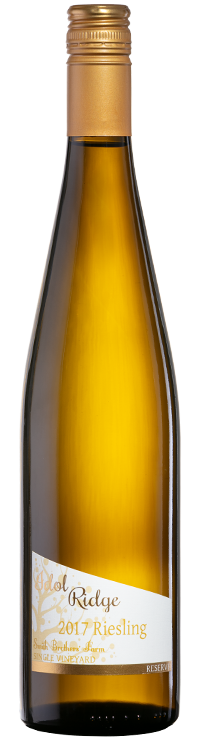 2017 Reserve Riesling