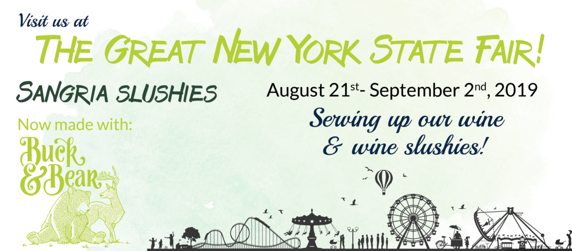 Visit us at the New York State Fair!