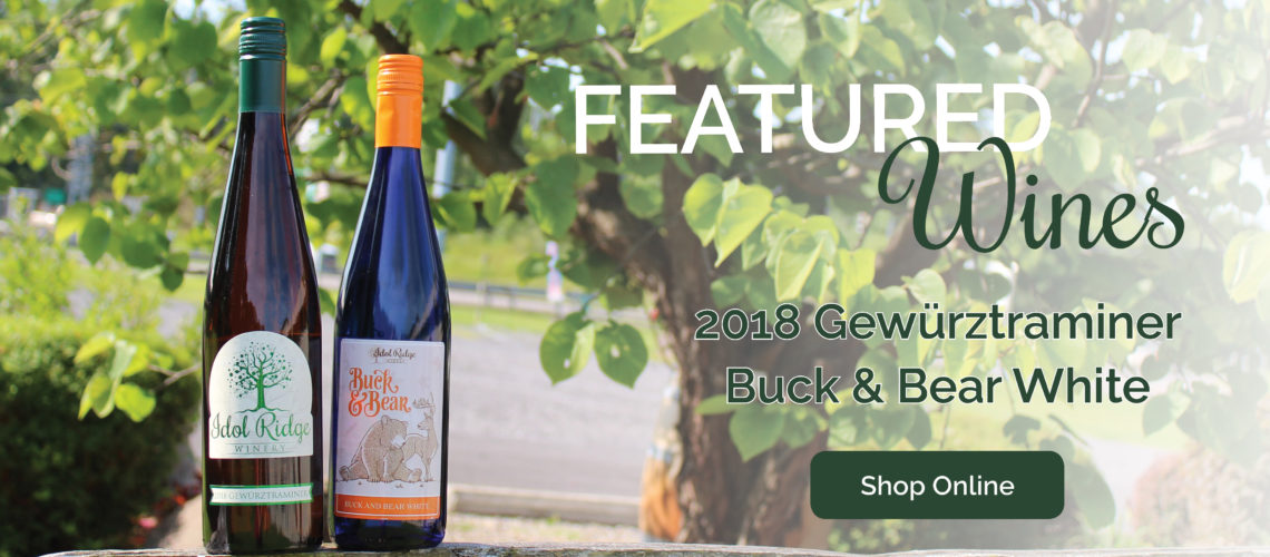 August Wines of the Month