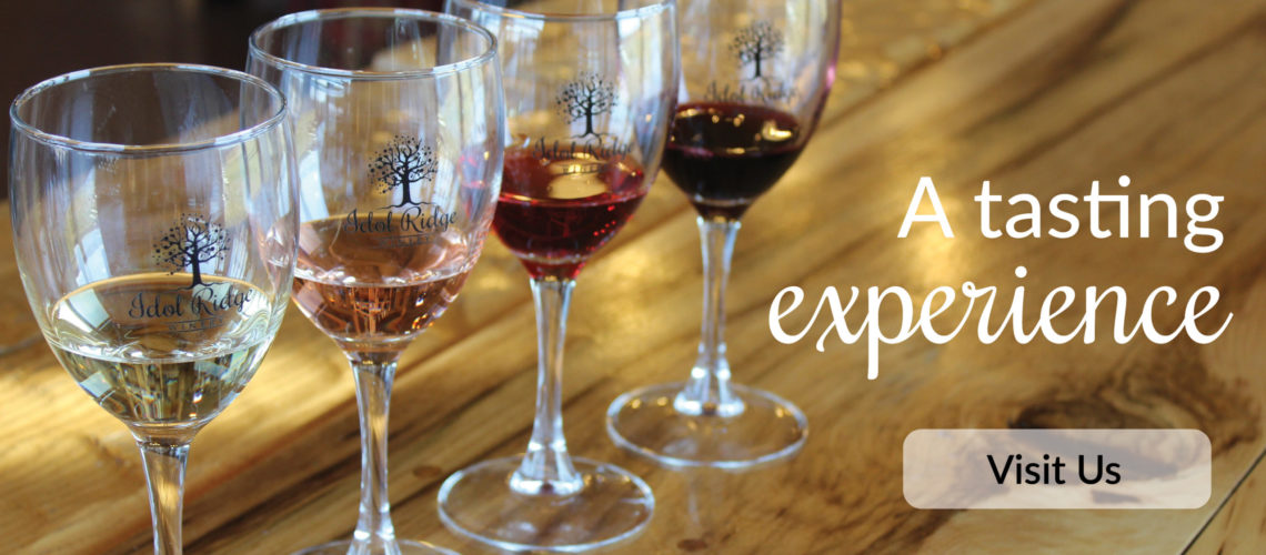 A Tasting Experience- Visit Us
