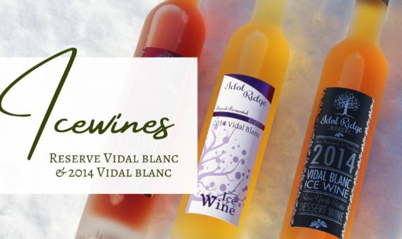 Vidal Blanc Icewines