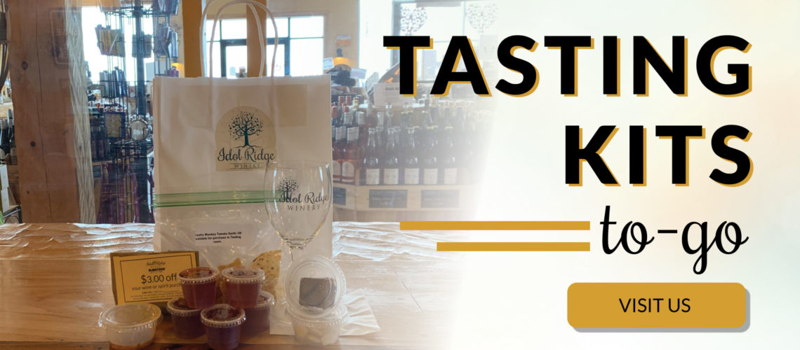 Tasting Kits To-Go