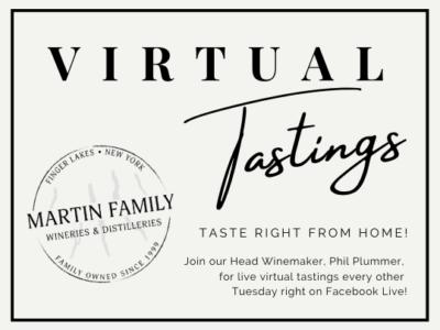 Virtual Tastings