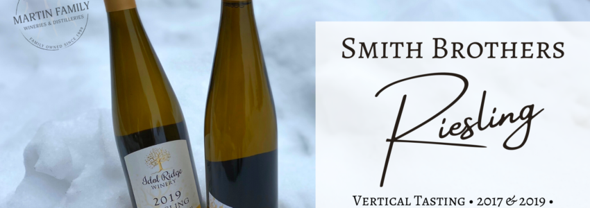 Smith Brothers Rieslings