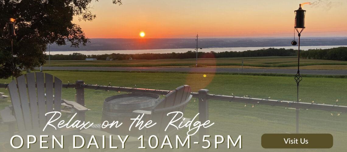 Visit us on the Ridge